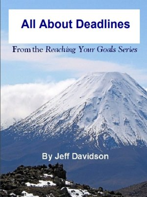 cover image of All About Deadlines