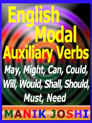 cover image of English Modal Auxiliary Verbs