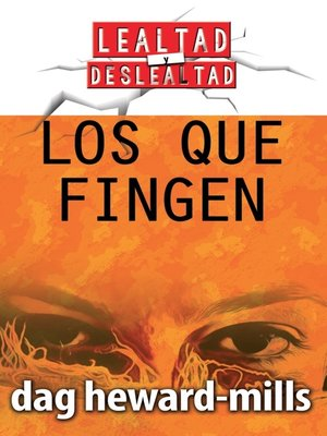 cover image of Los que fingen