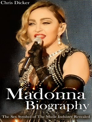 cover image of Madonna Biography