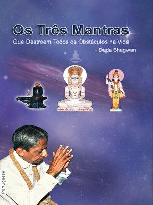 cover image of Os Três Mantras