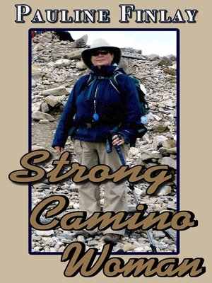 cover image of Strong Camino Woman