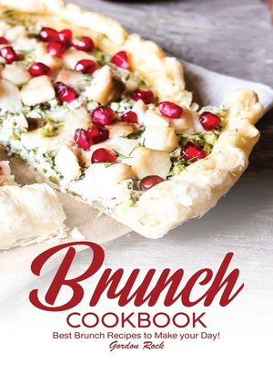 cover image of Brunch Cookbook