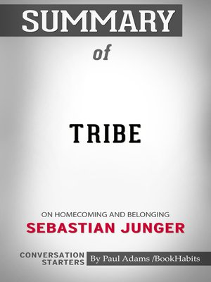 cover image of Summary of Tribe
