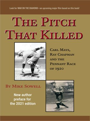 cover image of The Pitch That Killed