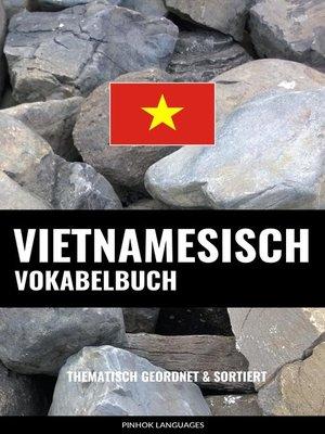 cover image of Vietnamesisch Vokabelbuch