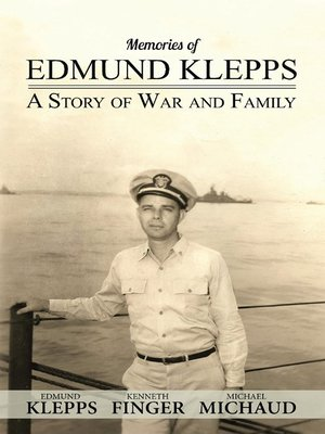 cover image of Memories of Edmund Klepps