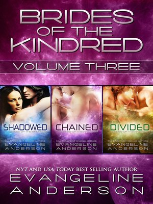 cover image of Brides of the Kindred Box Set