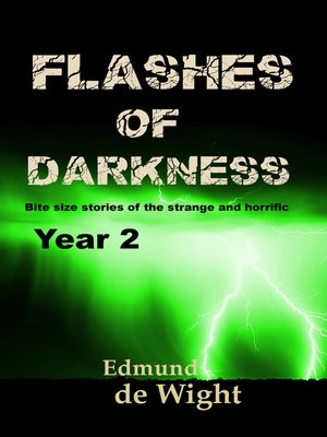 cover image of Flashes of Darkness