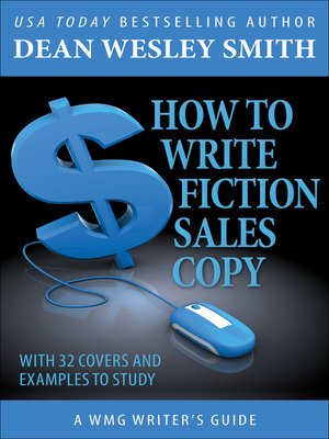 cover image of How to Write Fiction Sales Copy