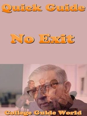 cover image of No Exit