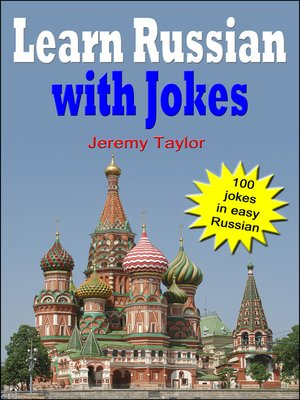 cover image of Learn Russian With Jokes