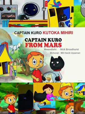 cover image of Captain Kuro Kutoka Mihiri