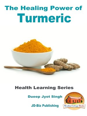 cover image of The Healing Power of Turmeric