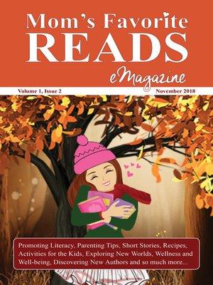 cover image of Mom's Favorite Reads eMagazine November 2018