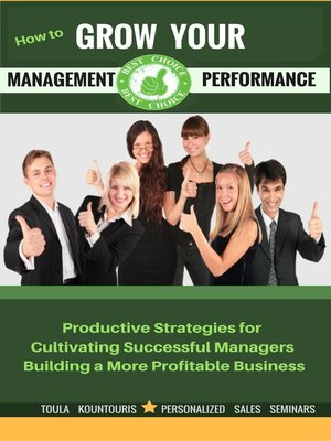 cover image of Grow and Become a Successful Manager
