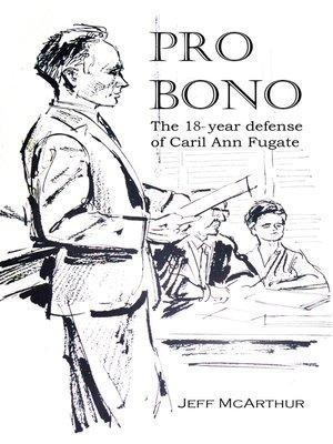cover image of Pro Bono