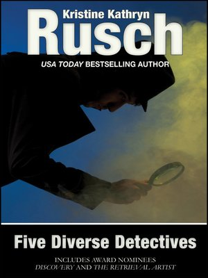 cover image of Five Diverse Detectives