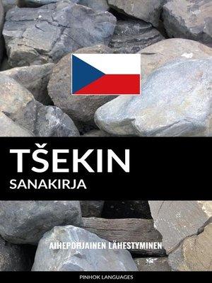 cover image of Tšekin sanakirja