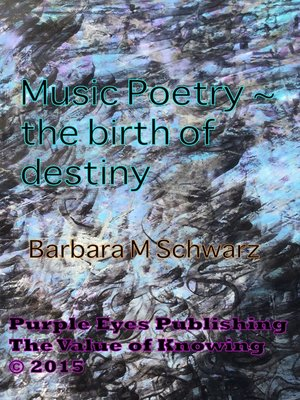 cover image of Music Poetry
