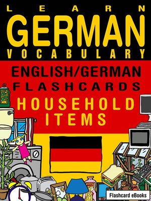 cover image of Learn German Vocabulary