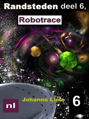 cover image of Randsteden deel 6, Robotrace