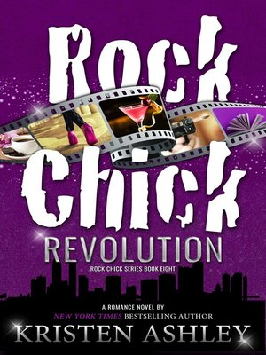 cover image of Rock Chick Revolution