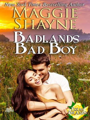 cover image of Badlands Bad Boy