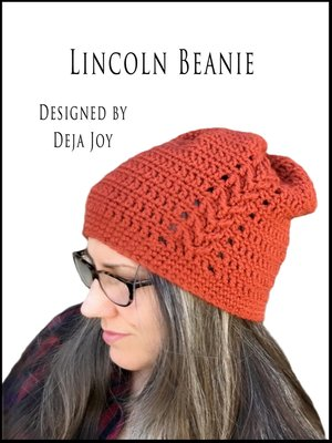 cover image of Lincoln Beanie