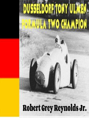cover image of Dusseldorf Toni Ulmen Formula Two Champion