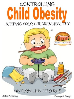 cover image of Controlling Child Obesity