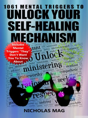 cover image of 1061 Mental Triggers to Unlock Your Self-Healing Mechanism