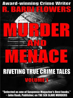 cover image of Murder and Menace