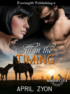 cover image of All in the Timing