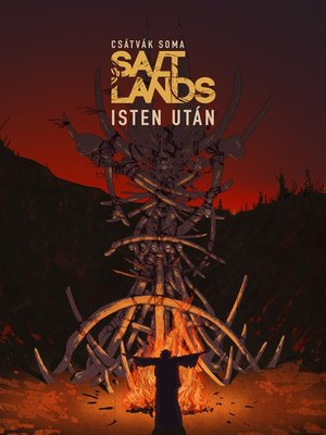 cover image of Saltlands
