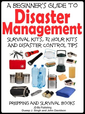 cover image of A Beginner's Guide to Disaster Management