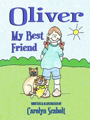 cover image of Oliver My Best Friend