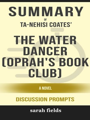 cover image of Summary of the Water Dancer
