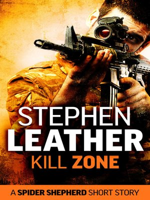 cover image of Kill Zone (A Spider Shepherd Short Story)