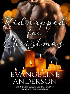 cover image of Kidnapped for Christmas