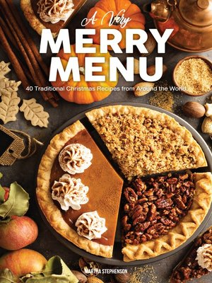cover image of A Very Merry Menu