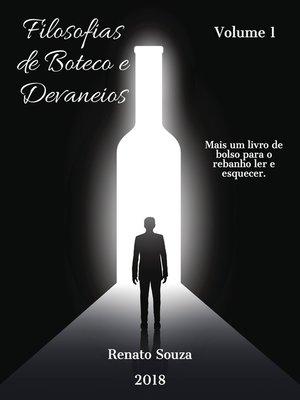 cover image of Filosofias de Boteco e Devaneios