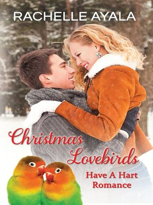 cover image of Christmas Lovebirds