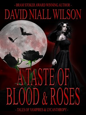 cover image of A Taste of Blood and Roses