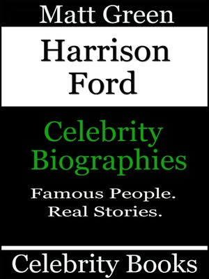 cover image of Harrison Ford