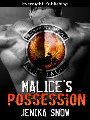 cover image of Malice's Possession