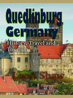 cover image of Quedlinburg, Germany