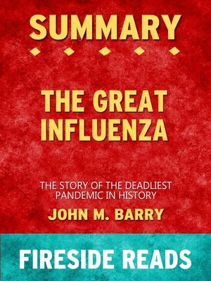 cover image of Summary of the Great Influenza