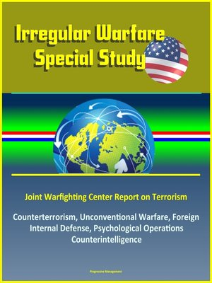 cover image of Irregular Warfare Special Study