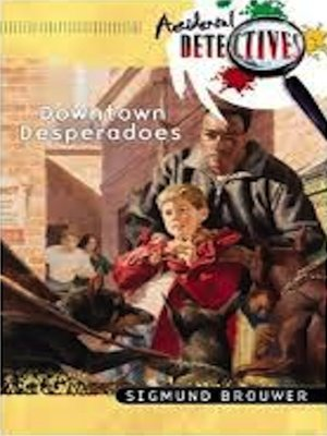 cover image of Downtown Desperadoes